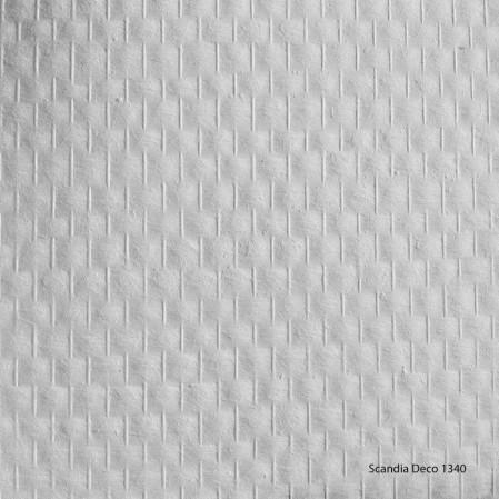 Glasweefsel behang Scandia 1340 - 105 grams