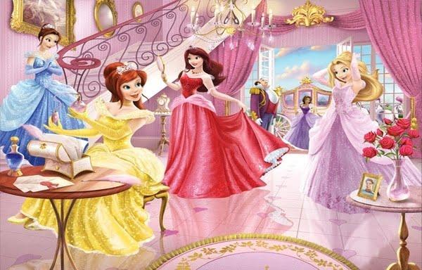 Foto behang Fairy Princess 43183