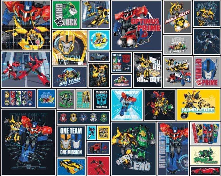 Foto behang Transformers 43831