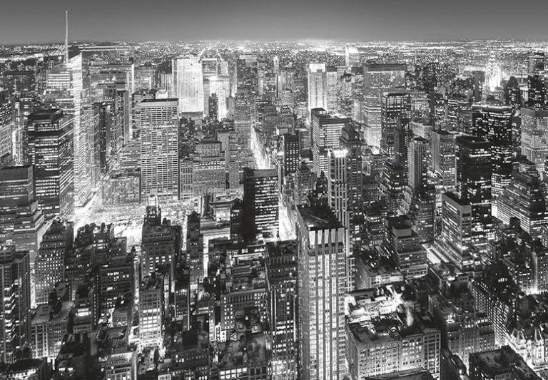 Foto behang Midtown New York 00141