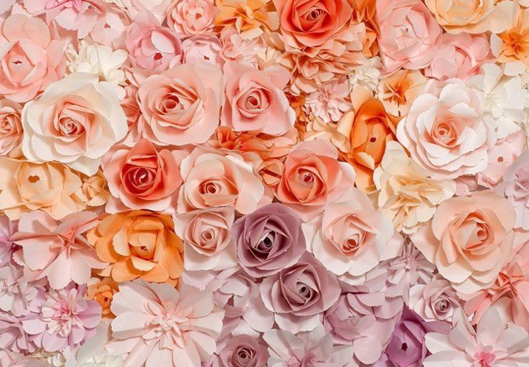 Foto behang Flowers 00147