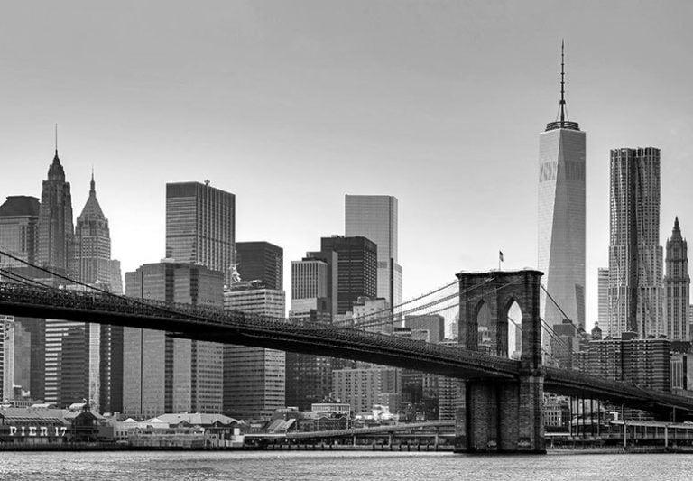 Foto behang New York 00149