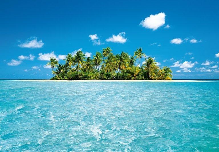 Foto behang Maladive Dreams 00289