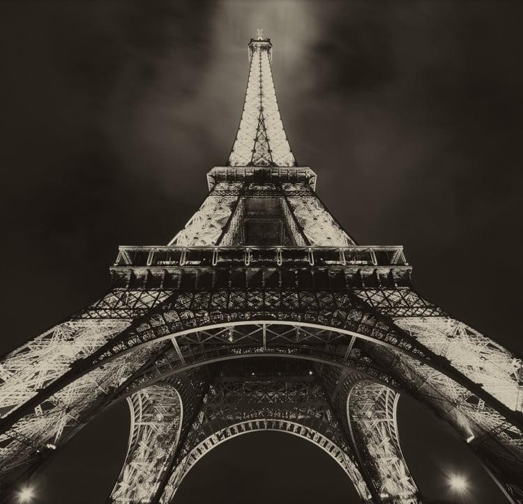 Foto behang Eiffeltoren CL05A
