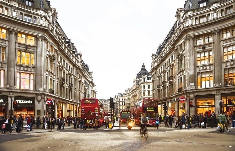 Foto behang London CL11A