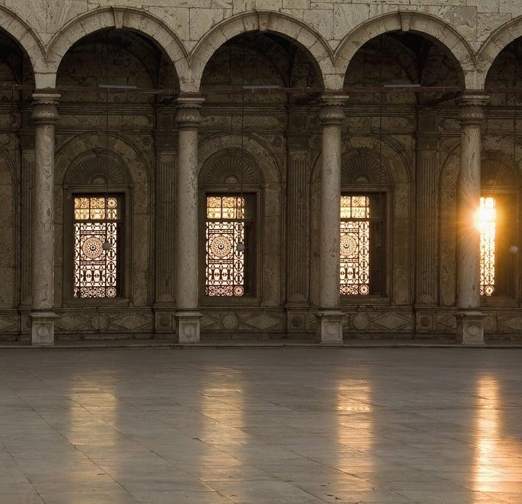 Foto behang Cairo CL56A
