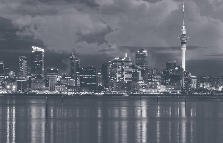Foto behang Auckland CL79A