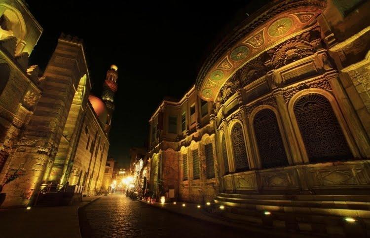 Foto behang Caïro CL80A
