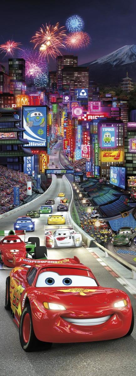 Foto behang Cars Tokyo 1-404