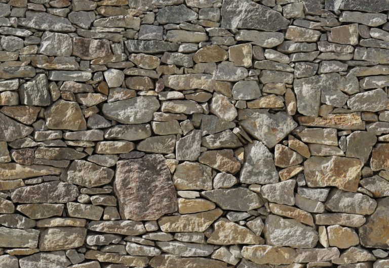 Foto behang Stone Wall 8-727