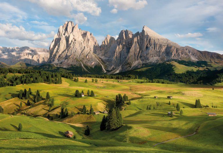 Foto behang Alpen 8-982