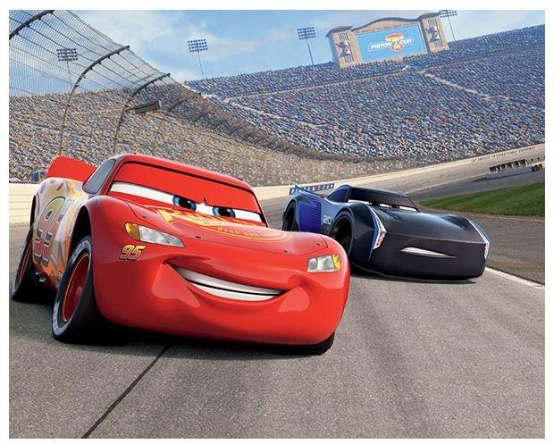 Foto behang Cars 3 45125