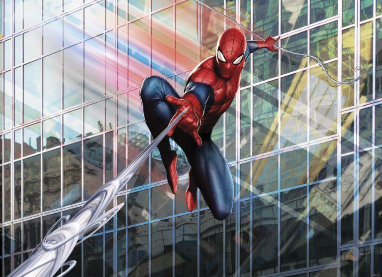 Foto behang Spiderman Rush 4-439