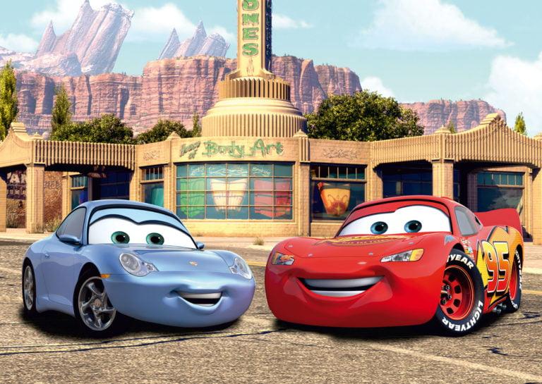 Foto behang Disney Cars FTD0246