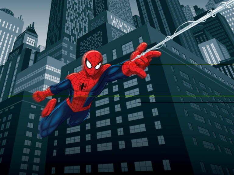 Foto behang Marvel Spiderman FTD2208