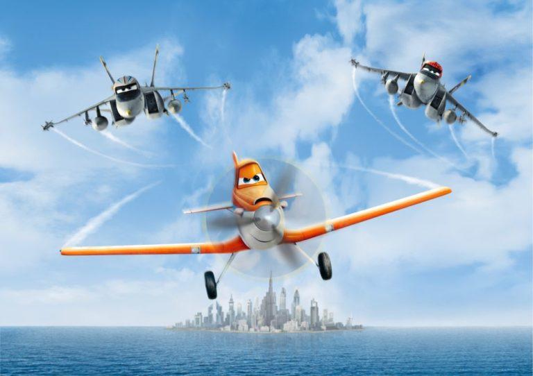 Foto behang Disney Planes FTDS1927