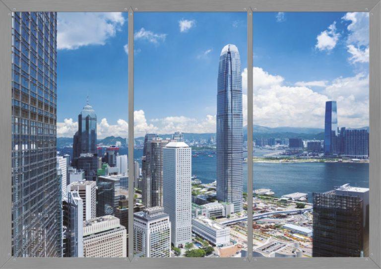 Foto behang Hong Kong FTS1318