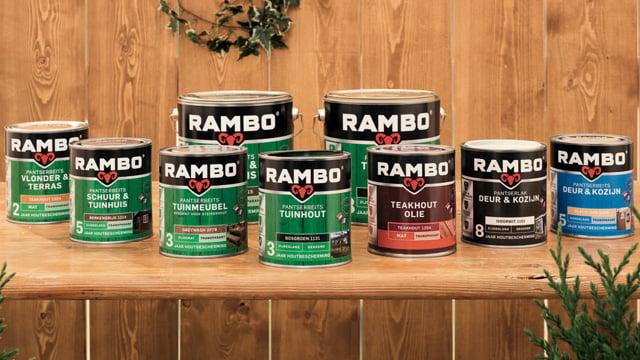 Rambo beitsverf