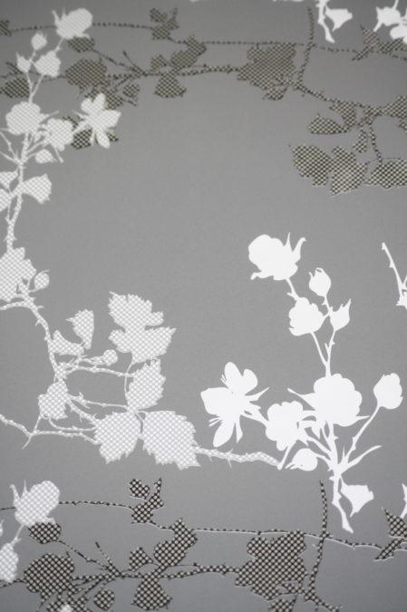 Vinyl op vlies behang 68513 Noordwand