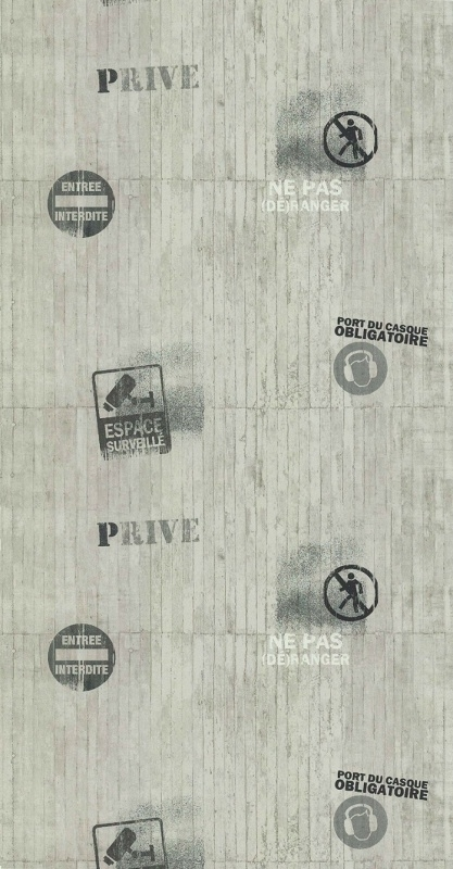 Papier behang 51137309 Noordwand Les Aventures
