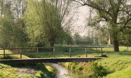 Fot behang Slenaken Holland 1381