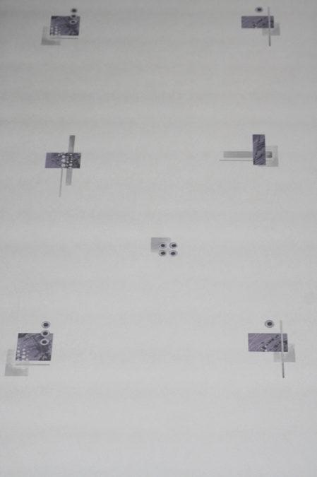 Vlies behang 4609-09 Erismann