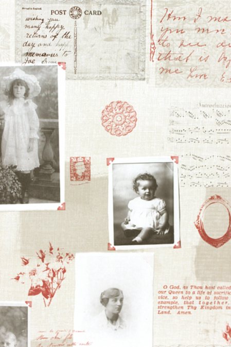 Vlies behang 56129 Noordwand Memories