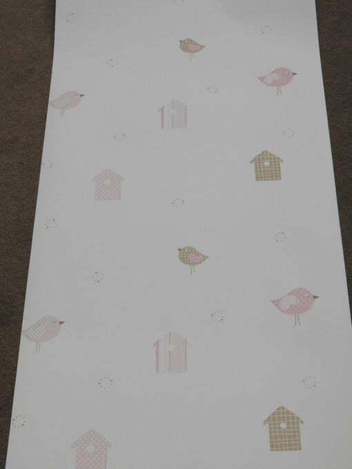 Papier behang 10134 Dutch Wallcoverings