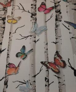 Papier behang 102529 Muriva