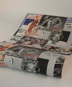 Papier behang 51136709 Les Aventures