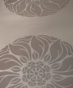 Vlies behang 7245-0 Flock Dutch Wallcoverings