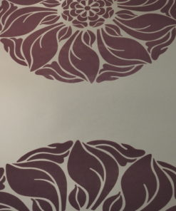 Vlies behang 7245-6 Flock Dutch Wallcoverings