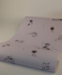 Papier behang 51140503 Les Aventures