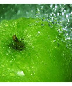 Fotobehang - Groene appel-2