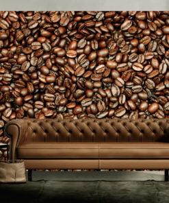 Fotobehang - Coffee heaven-1