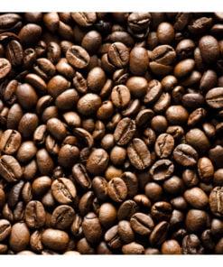 Fotobehang - Roasted coffee beans-2