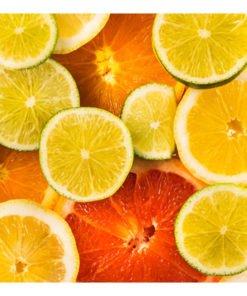 Fotobehang - Citrus fruits-2