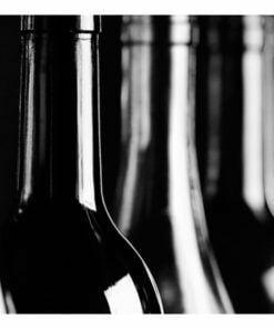 Fotobehang - Wijnflessen-2