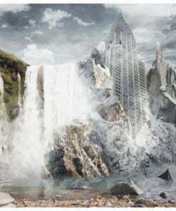 Fotobehang - Upcoming civilization-2