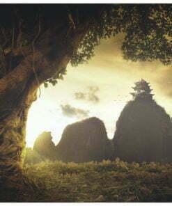 Fotobehang - Mysterious China-2