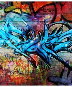 Fotobehang - Art crime-2
