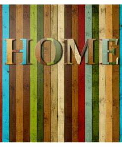 Fotobehang - Home decoration-2