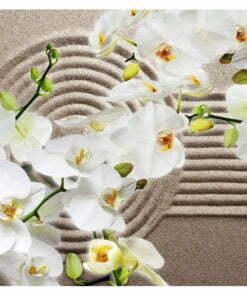 Fotobehang - Beautiful Zen Garden-2