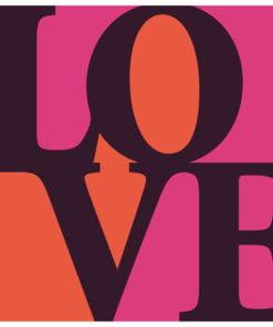 Fotobehang - Love is in the air-2
