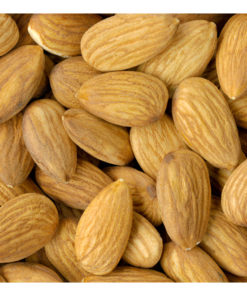 Fotobehang - Tasty almonds-2