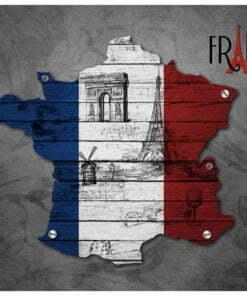 Fotobehang - France (symbols)-2