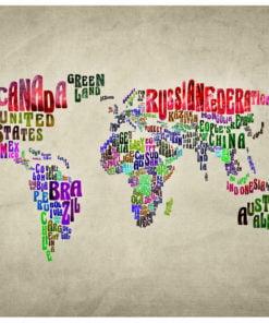 Fotobehang - Betere Wereld-2