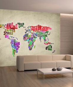 Fotobehang - Betere Wereld-1