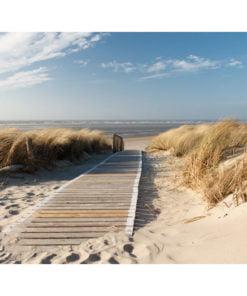 Fotobehang - Noordzeestrand, Langeoog-2