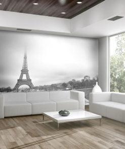 Fotobehang - Parijs: Eiffeltoren-1